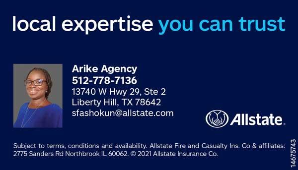 Arike Agency- Insurance