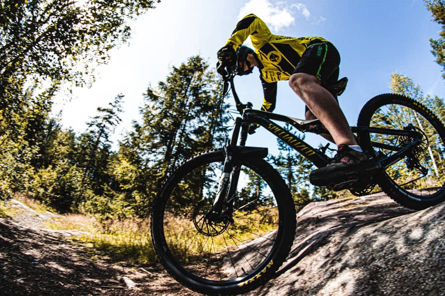 Mountain Cycling (sample)