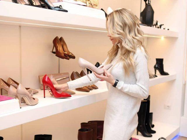 NY Shoe store